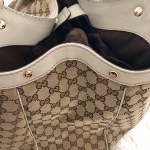 Gucci large shoulder bag